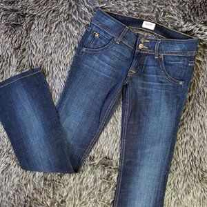 HUDSON Signature Bootcut Jeans Flap Pocket
